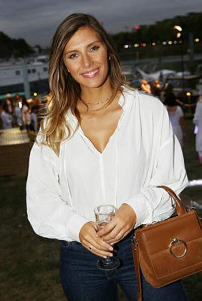 L'ex Miss France Camille Cerf