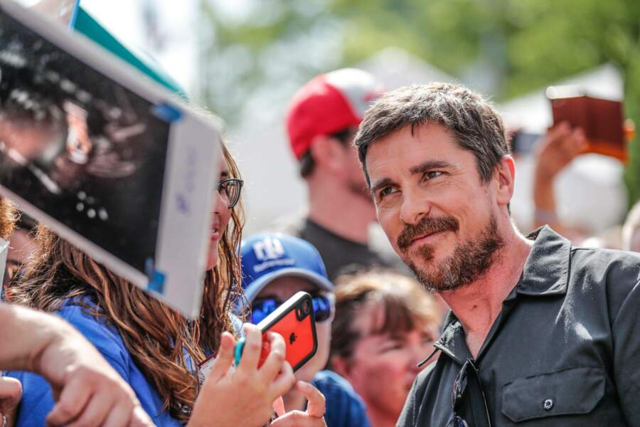 Christian Bale, né le 30 janvier 1974