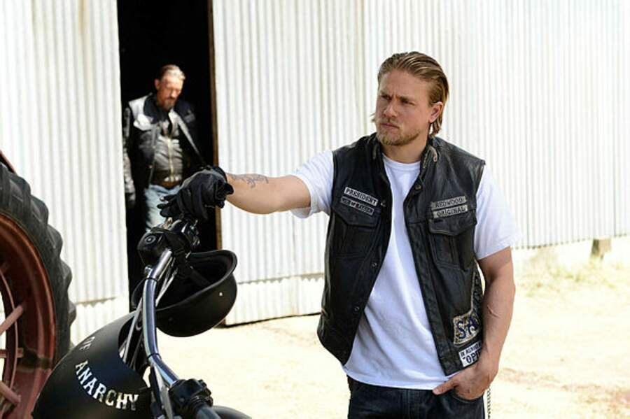 Charlie Hunnam a incarné Jax tout au long des 92 épisodes de Sons of Anarchy...