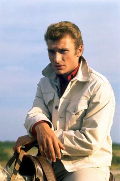 1964 : Look à la James Dean