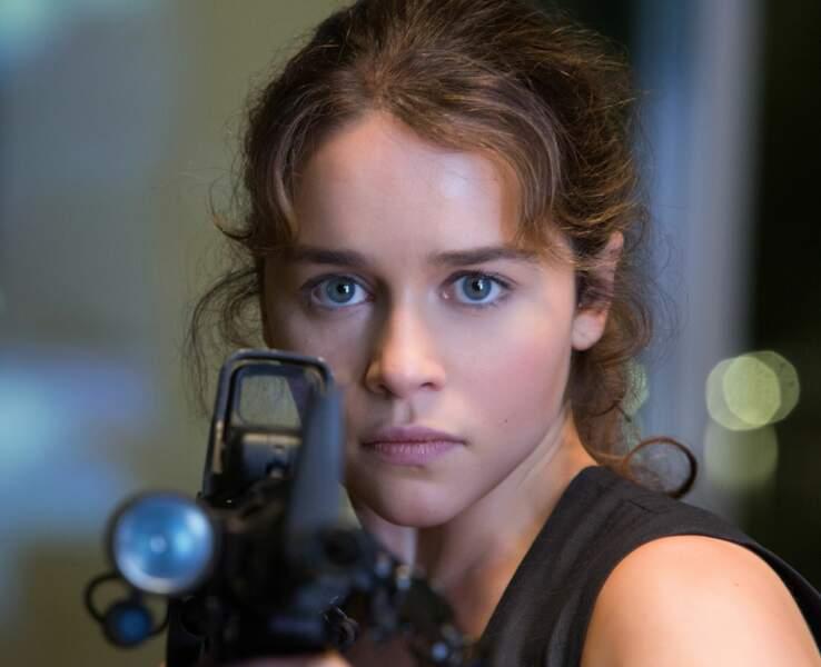 Ainsi qu'une survivante dans Terminator : Genysis. Alors, plutôt blonde ou brune ?