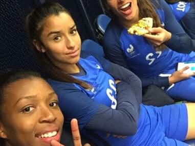 Selfies, vacances, mode... le best-of Instagram de Sakina Karchaoui, la défenseure de l'équipe de France !