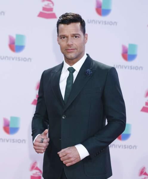 Ricky Martin a lui aussi arrêté la viande.
