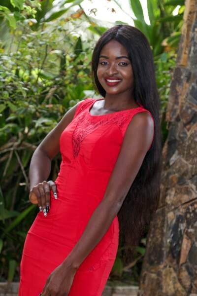 Wokie Dolo pour le Liberia