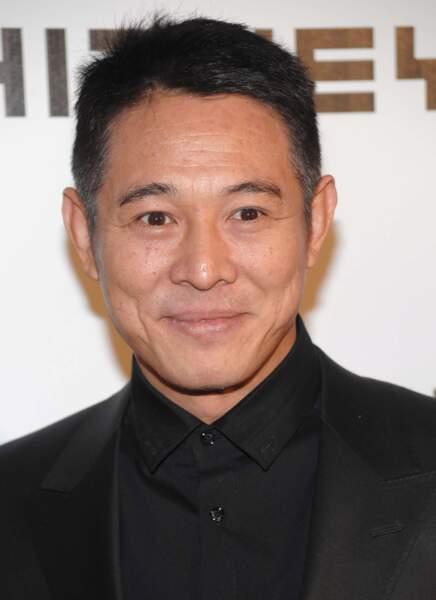 Et quand est-il pour Jet Li, alias Yin Yang, spécialiste des arts martiaux ?