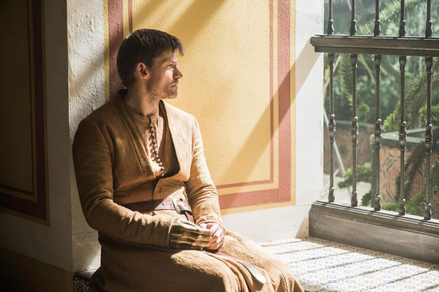 Jaimie Lannister est le dernier de la fratrie, et c'est Nikolaj Coster Waldau qui l'incarne