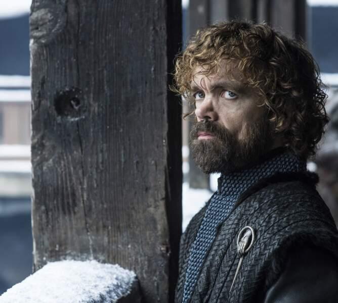 Plus grave que jamais, Tyrion Lannister reste proche de Daenerys
