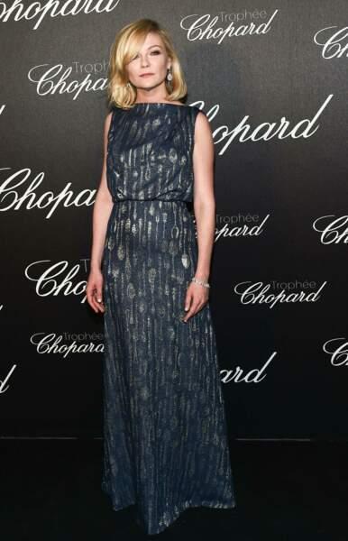 Kirsten Dunst était présente…