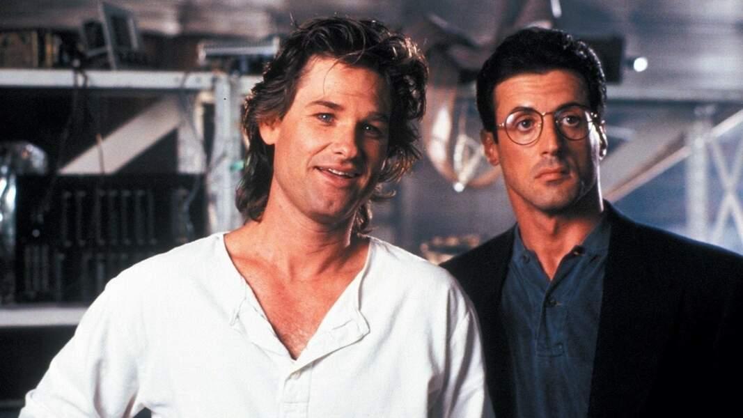 Tango et Cash (1989) :  Kurt Russell et Sylvester Stallone en mode geek