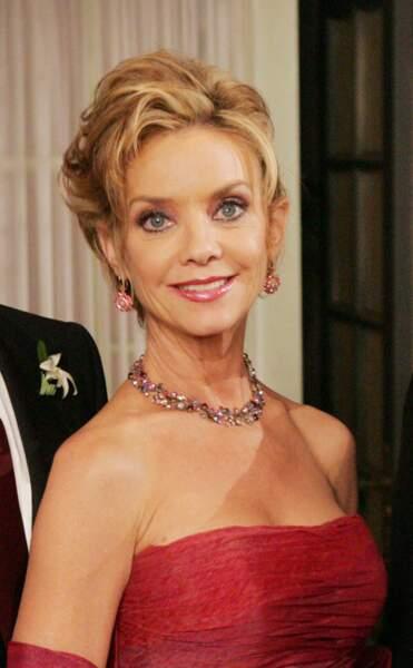 Judith Chapman lui a emboîté le pas en débarquant en 2005 dans la série jusqu'à aujourd'hui