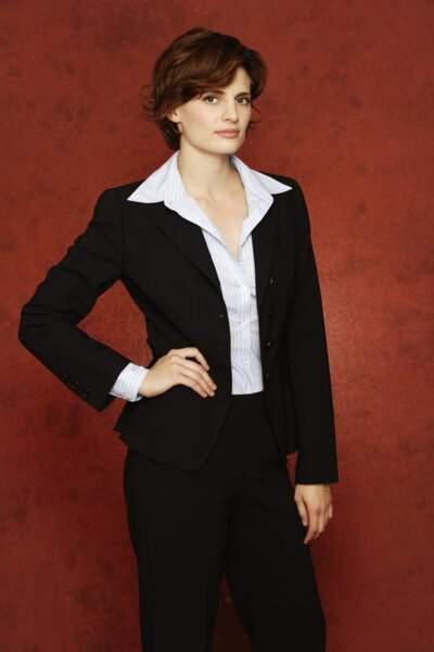 Stana Katic était Kate Beckett