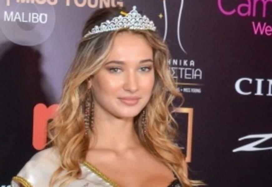 Miss Grèce : Maria Lepida