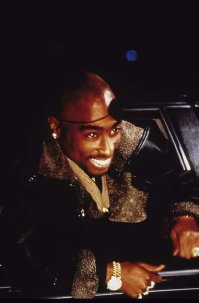 Tupac dans Bullet