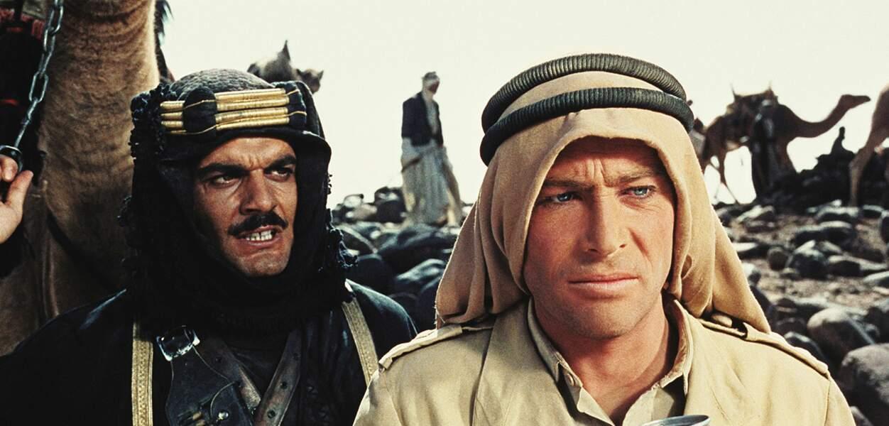 Peter O'Tool, l'acteur principal du film Lawrence d'Arabie est mort à l'âge de 81 ans.