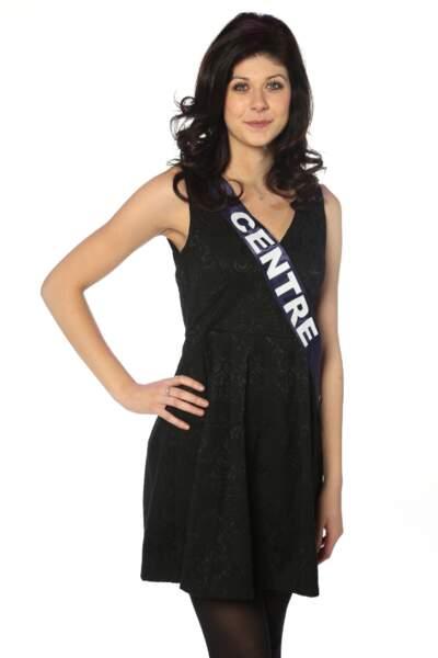 Laure Moreau, Miss Centre 2013