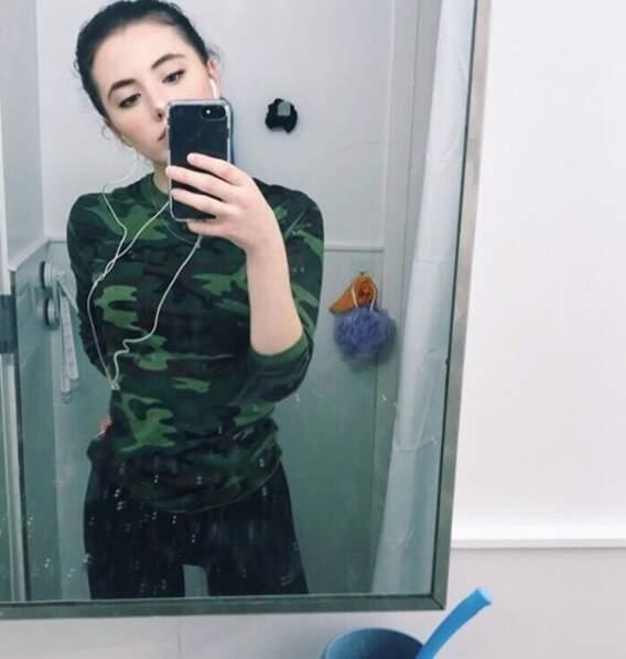 Prête pour le service militaire ?