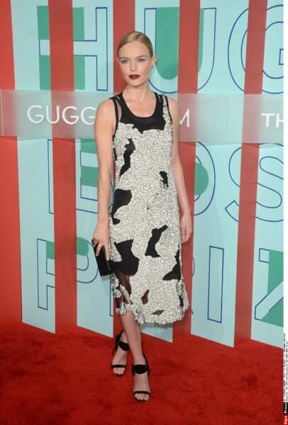 ... ou en jolie robe, Kate est toujours d'une grande classe sur les tapis rouges