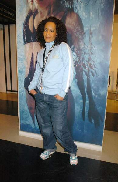 Voilà Amel Bent en 2005