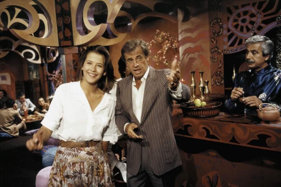 Joyeuses Pâques (1984), avec Sophie Marceau