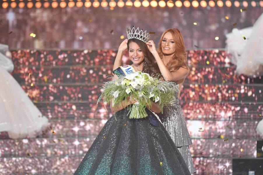 Et c'est finalement Miss Tahiti, la sublime Vaimalama Chaves, qui a été couronnée !