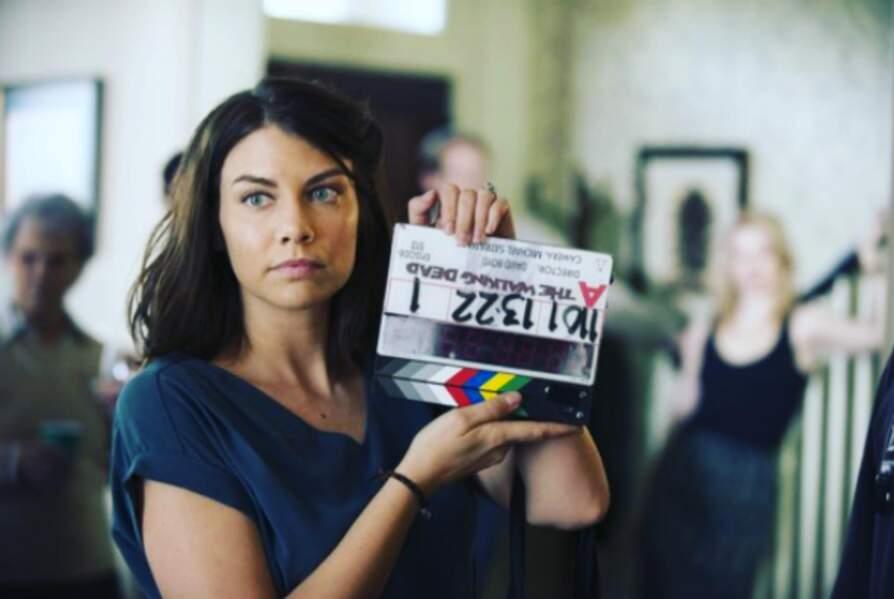 Après un passage dans Vampire Diaries, Lauren Cohan intègre The Walking Dead