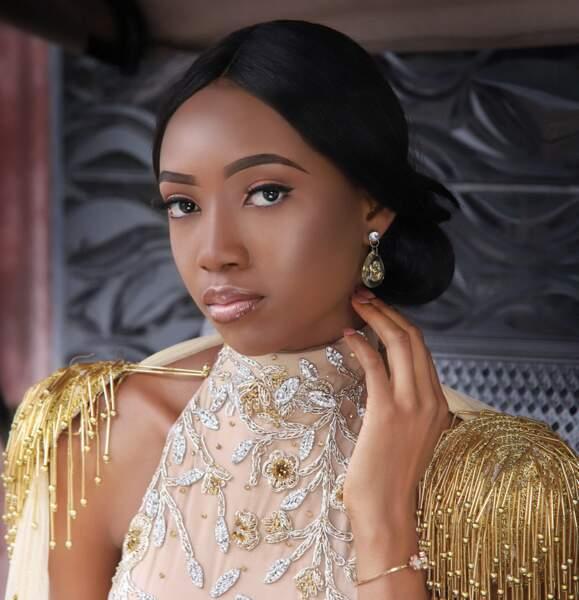 Miss Nigeria : Anita Ukah
