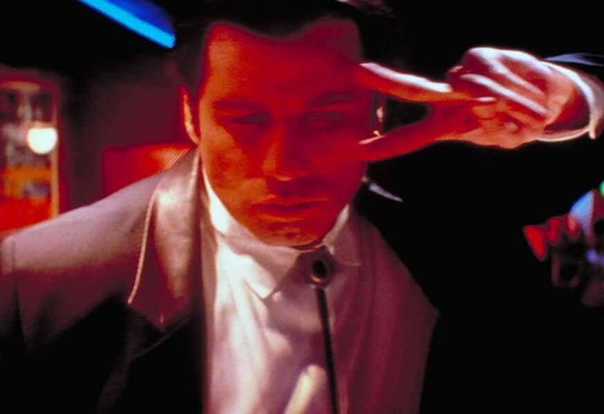Pulp Fiction a notamment permis à John Travolta de relancer sa carrière cinématographique