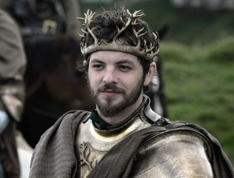 Renly Baratheon (Gethin Anthony) : Il s'est fait prendre par surprise... (Saison 2, épisode 5)
