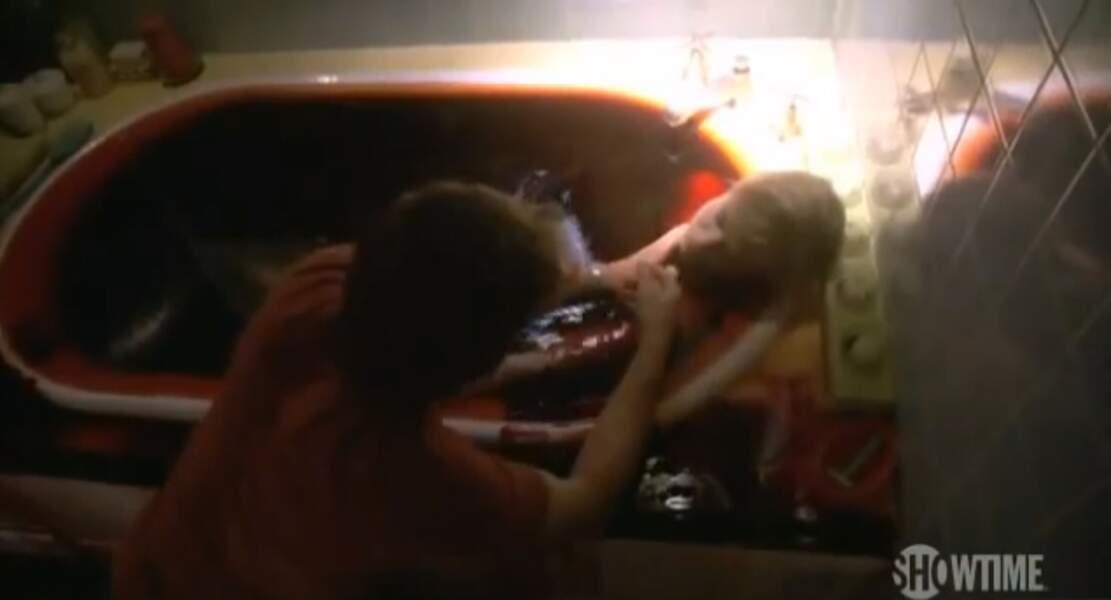 Dexter : Rita, la femme de Dexter, est assassinée à la fin de la saison 4