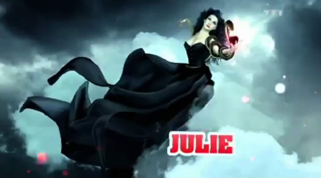 """Julie (Saison 5). Son secret : """"Une reine de la pop a brisé mon couple"""""""