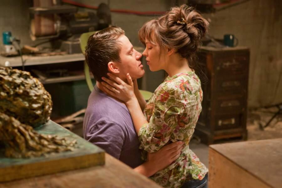 Elle perd la mémoire dans Je te promets avec Channing Tatum…
