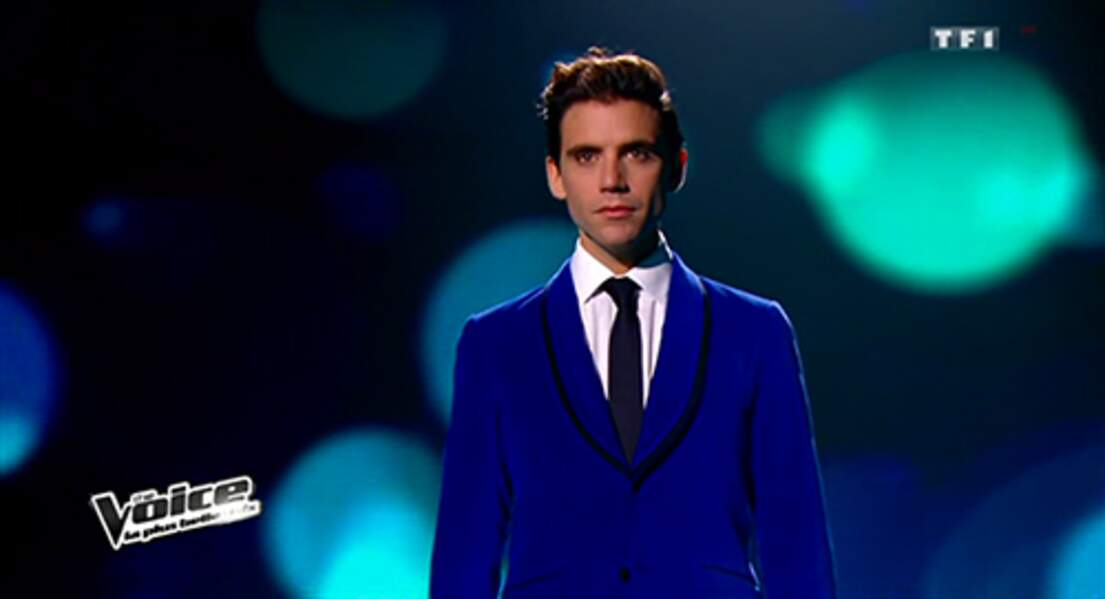 Mika, coach de The Voice