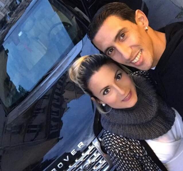 Mariés depuis 2011, Angel Di Maria et Jorgelina sont les heureux parents de Mia