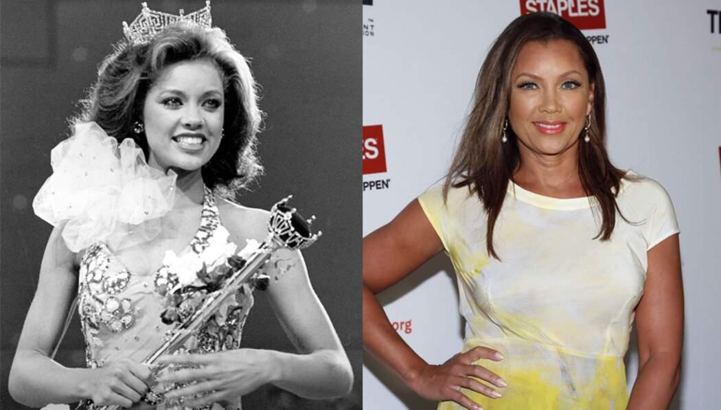 Vanessa Williams a été Miss America 1984 avant de conquérir le petit et le grand écran !