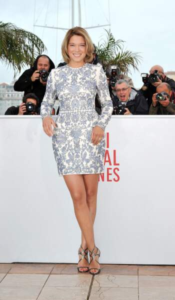 Divine Léa Seydoux