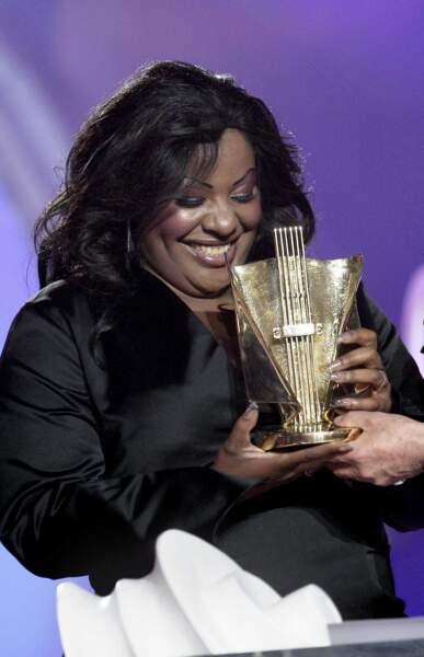 Miss Dominique (Victoire de la révélation en 2007)