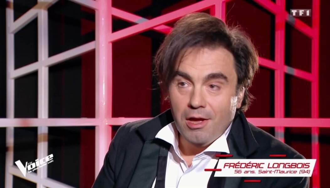 Frédéric Longbois, 56 ans, est dans l'équipe de Mika