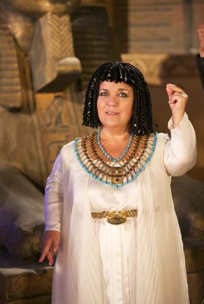 Et commençons avec Cléopâtre !