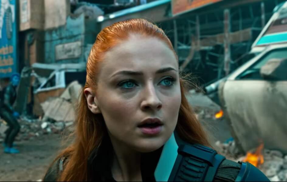 Elle change de registre avec X-Men : Apocalypse en 2016