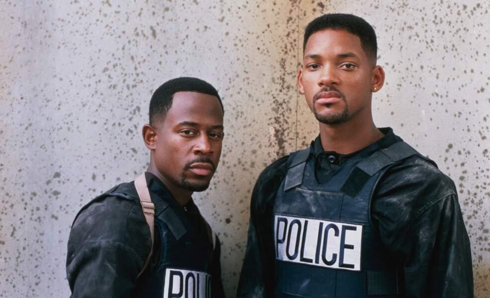 """En 1995, Will Smith et Martin Lawrence deviennent les """"Bad Boys"""" les plus célèbres de la planète"""