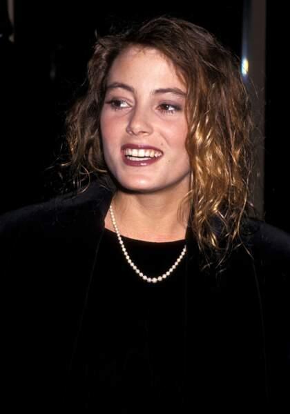 Dans la famille Logan il n'y a pas que Brooke, mais aussi sa soeur Donna (Carrie Mitchum, 1990)