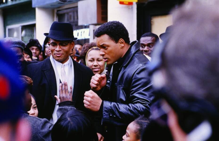 Will Smith aka Ali, dans le biopic sur l'ex champion de boxe