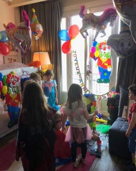 Qu'il s'agisse d'organiser un goûter d'anniversaire...