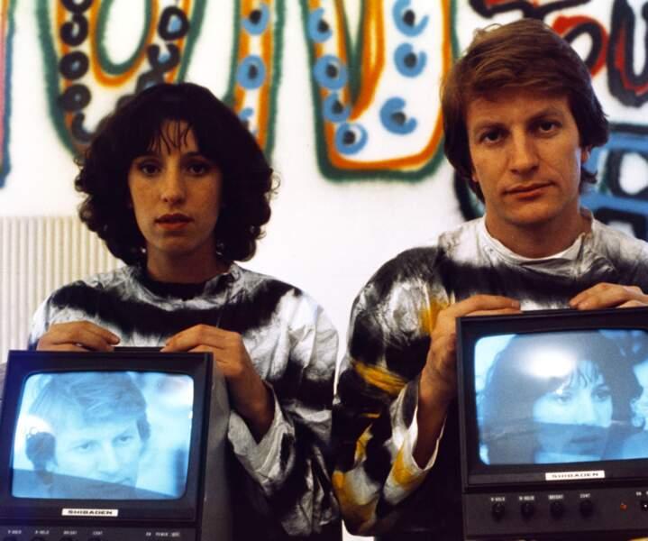 Le couple témoin de William Klein, avec André Dussollier (1977)
