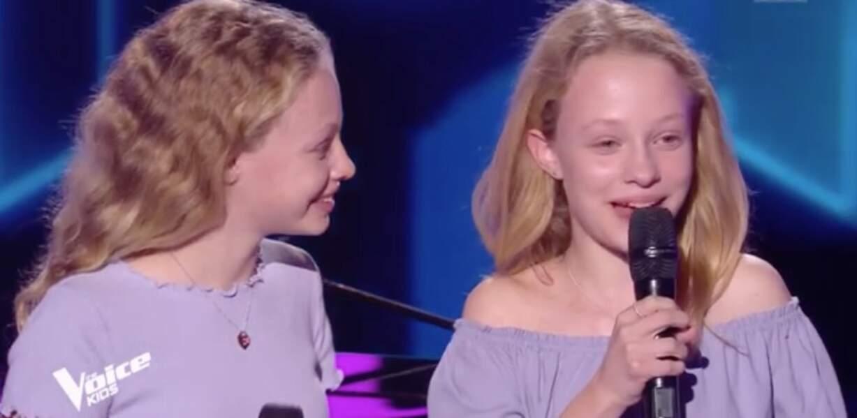 Abbie et Sarah, les jumelles canadiennes, sont dans l'équipe de Patrick Fiori