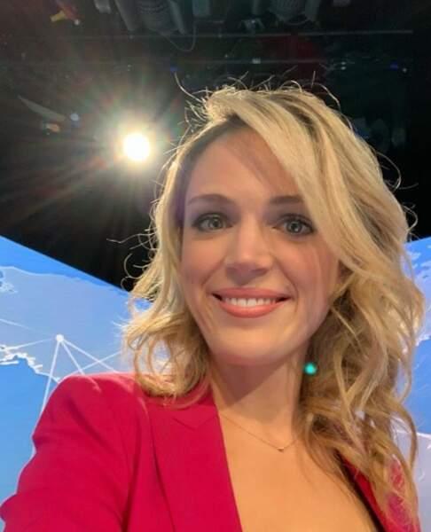 Voici Vicky Bogaert, l'une des journalistes du 19.45 de M6