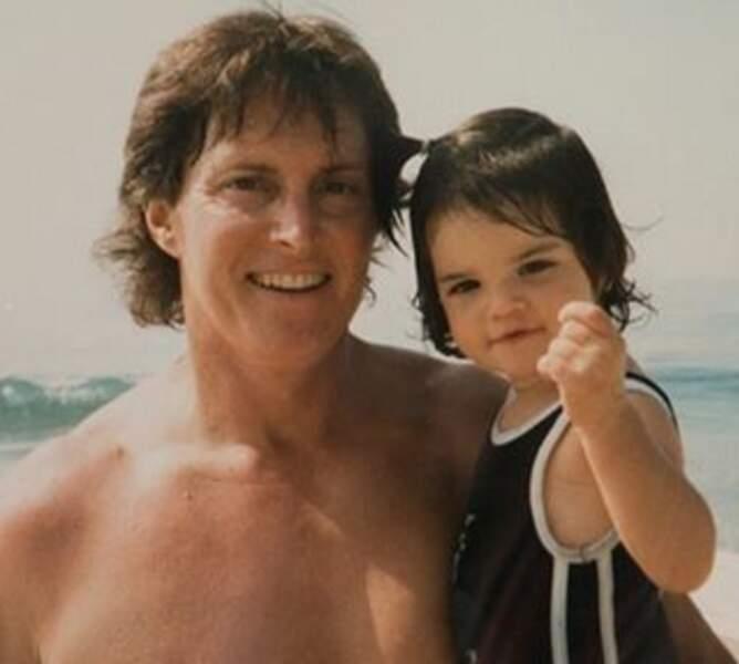Et que Kendall posait encore face à l'appareil...