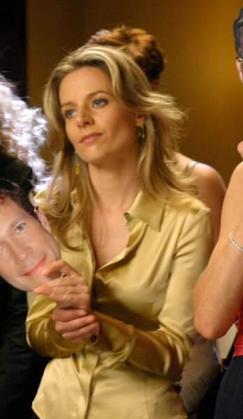 Jessalyn Gilsig se glissait dans la peau de Gina la nymphomane !