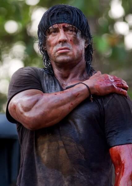 John Rambo (2008) : Il faudrait peut-être appeler les pompiers là, non ?