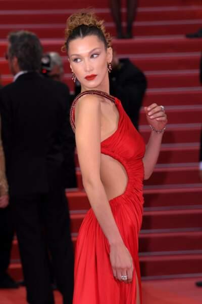 Le Top Model Bella Hadid